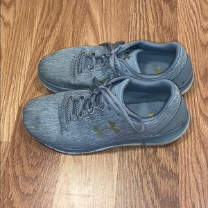 Women's Under Armour Gray running shoes